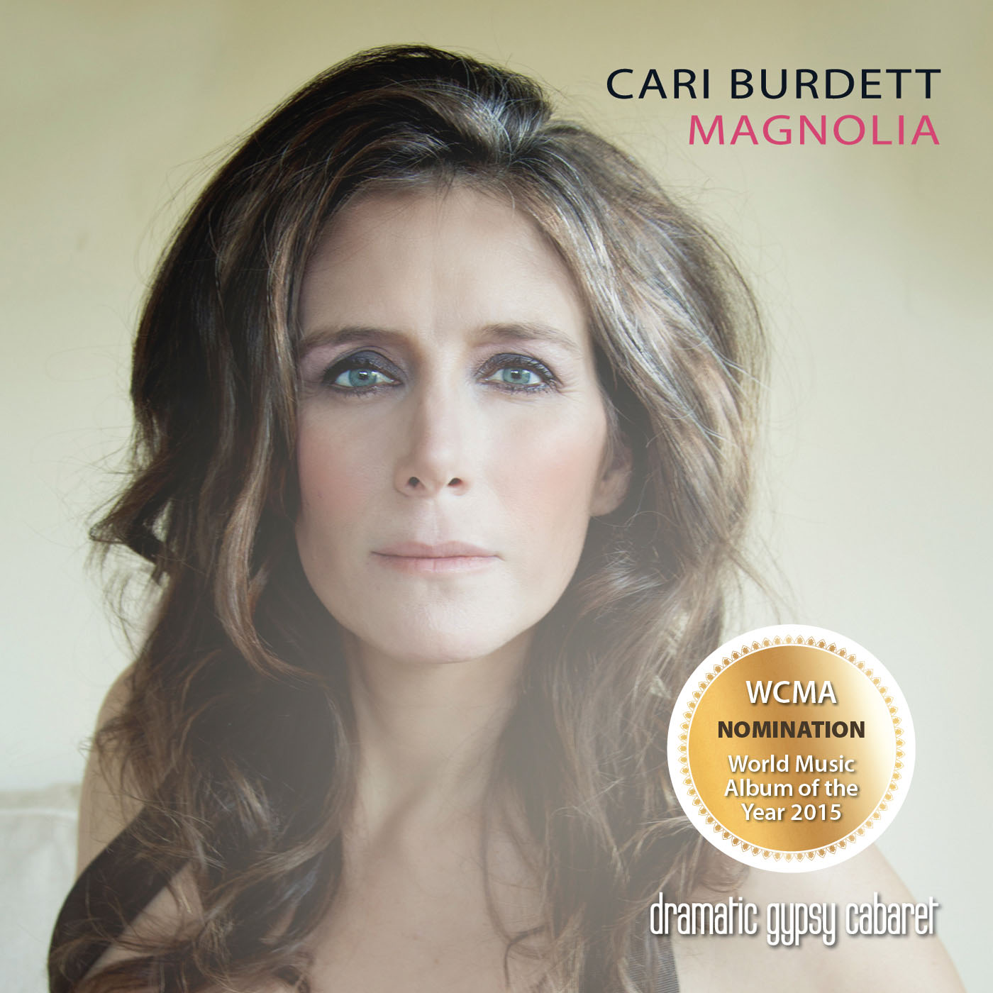 Cari Burdett Magnolia CD